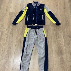 Cesare Paciotti boys sports suit